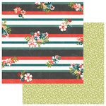 Photo Play Paper - Memory Lane Collection - 12 x 12 Double Sided Paper - Ancestry