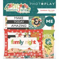 Photo Play Paper - Memory Lane Collection - Ephemera