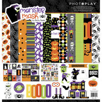 Photo Play Paper - Halloween - Monster Mash Collection - Collection Pack