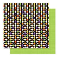 Photo Play Paper - Halloween - Monster Mash Collection - 12 x 12 Double Sided Paper - 31-Oct