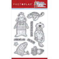 Photo Play Paper - Monterey Bay Collection - Clear Photopolymer Stamps