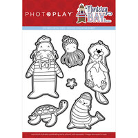 Photo Play Paper - Monterey Bay Collection - Etched Die Set