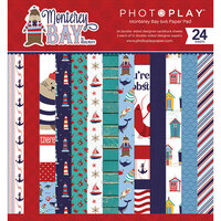 Photo Play Paper - Monterey Bay Collection - 6 x 6 Paper Pad