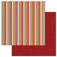 Photo Play Paper - Mad 4 Plaid Fall Collection - 12 x 12 Double Sided Paper - Fall Cozy