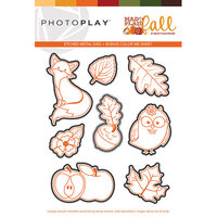 Photo Play Paper - Mad 4 Plaid Fall Collection - Die Set