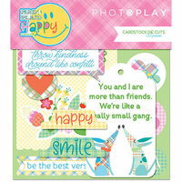 Photo Play Paper - Mad 4 Plaid Happy Collection - Ephemera