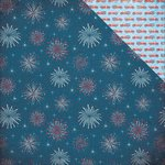 PhotoPlay Paper - Main St Parade Collection - 12 x 12 Double Sided Paper - Fireworks