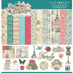 Photo Play Paper - Moments in Time Collection - 12 x 12 Collection Pack