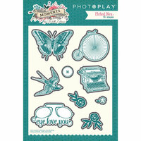 Photo Play Paper - Moments in Time Collection - Die Set