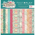 Photo Play Paper - Moments in Time Collection - 6 x 6 Paper Pad
