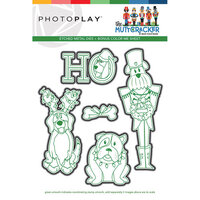 Photo Play Paper - Christmas - Muttcracker Collection - Die Set