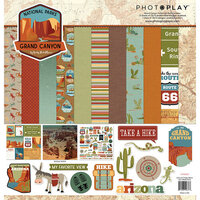 Photo Play Paper - National Parks Grand Canyon Collection - 12 x 12 Collection Pack