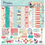 Photo Play Paper - Nautical Bliss Collection - 12 x 12 Collection Pack