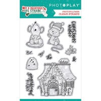 Photo Play Paper - Not A Creature Was Stirring Collection - Clear Photopolymer Stamps