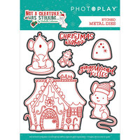 Photo Play Paper - Not A Creature Was Stirring Collection - Etched Die Set