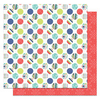 Photo Play Paper - Notting Hill Collection - 12 x 12 Double Sided Paper - Book Nerd