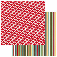 Photo Play Paper - O Canada Collection - 12 x 12 Double Sided Paper - Strong and Free
