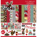 Photo Play Paper - O Canada Collection - 12 x 12 Collection Pack