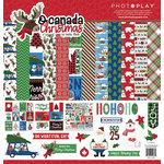 Photo Play Paper - O Canada Christmas Collection - 12 x 12 Collection Pack