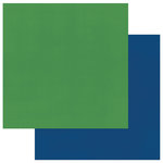 Photo Play Paper - O Canada Christmas Collection - 12 x 12 Double Sided Paper - Dark Blue