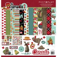 Photo Play Paper - O Canada 2 Collection - 12 x 12 Collection Pack