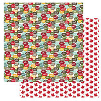Photo Play Paper - O Canada 2 Collection - 12 x 12 Double Sided Paper - Eh
