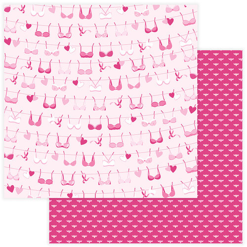 Color Play - Operation Save 2nd Base Collection - 12 x 12 Double Sided Paper - Cure