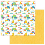 Photo Play Paper - Party Boy Collection - 12 x 12 Double Sided Paper - Gift Hats