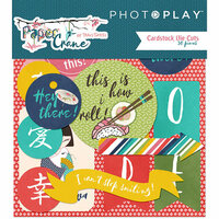 Photo Play Paper - Paper Crane Collection - Ephemera