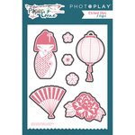 Photo Play Paper - Paper Crane Collection - Die Set
