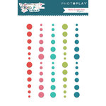 Photo Play Paper - Paper Crane Collection - Enamel Dots