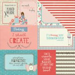 Photo Play Paper - Paper Dolls Collection - 12 x 12 Double Sided Paper - Let's Play Dolls Cards