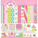 PhotoPlay Paper - Party Girl Collection - 12 x 12 Collection Pack