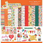 Photo Play Paper - Paprika Collection - 12 x 12 Collection Pack
