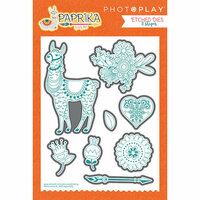 Photo Play Paper - Paprika Collection - Die Set