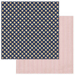 Photo Play Paper - Play Ball Collection - 12 x 12 Double Sided Paper - Play Ball