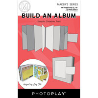 Photo Play Paper - Maker's Series - Build An Album - 6 x 6