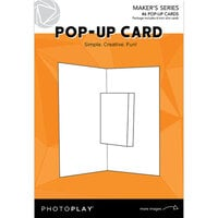 Photo Play Paper - Maker's Series - Pop-Up Cards - Mini Slimline Cards