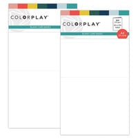 Color Play - Card Bases - A2 - 40 Pack
