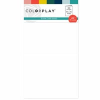Color Play - Card Bases - A2 - 20 Pack