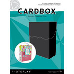 Photo Play Paper - Maker's Series Collection - Creation Bases - Cardbox - Black