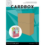 Photo Play Paper - Maker's Series Collection - Creation Bases - Cardbox - Kraft