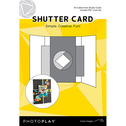 Photo Play Paper - Maker