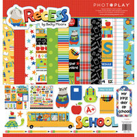 Photo Play Paper - Recess Collection - 12 x 12 Collection Pack