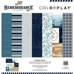 Photo Play Paper - Remembrance Collection - 12 x 12 Paper Pack