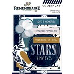 Photo Play Paper - Remembrance Collection - Ephemera