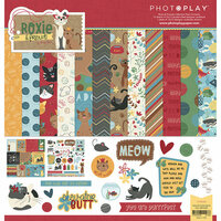 Photo Play Paper - Roxie and Friends Collection - 12 x 12 Collection Kit