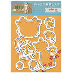 Photo Play Paper - Roxie and Friends Collection - Die Set