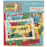Photo Play Paper - Roxie and Friends Collection - Ephemera