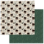 Photo Play Paper - Real Genius Collection - 12 x 12 Double Sided Paper - Technology